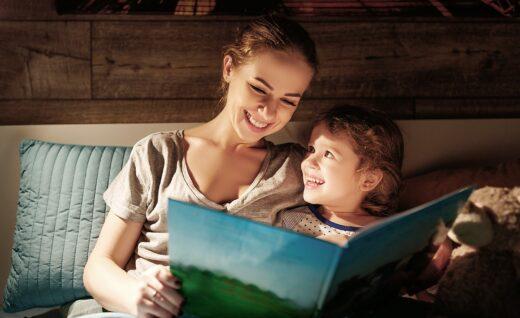 Czytanie dziecku od pierwszego roku życia procentuje!