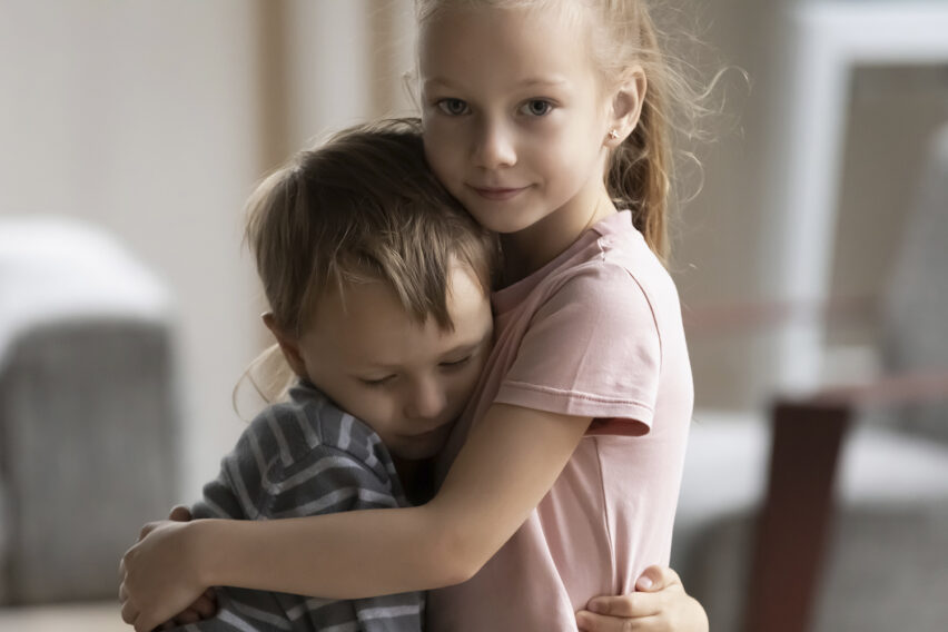 empatia u dziecka
