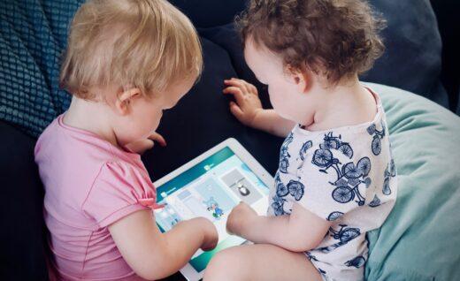 tablet u dziecka