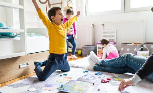 jak pożytecznie wykorzystać czas zabawy z dzieckiem
