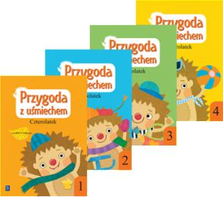Przygoda z uśmiechem- Wydawnictwa Szkolne i Pedagogiczne